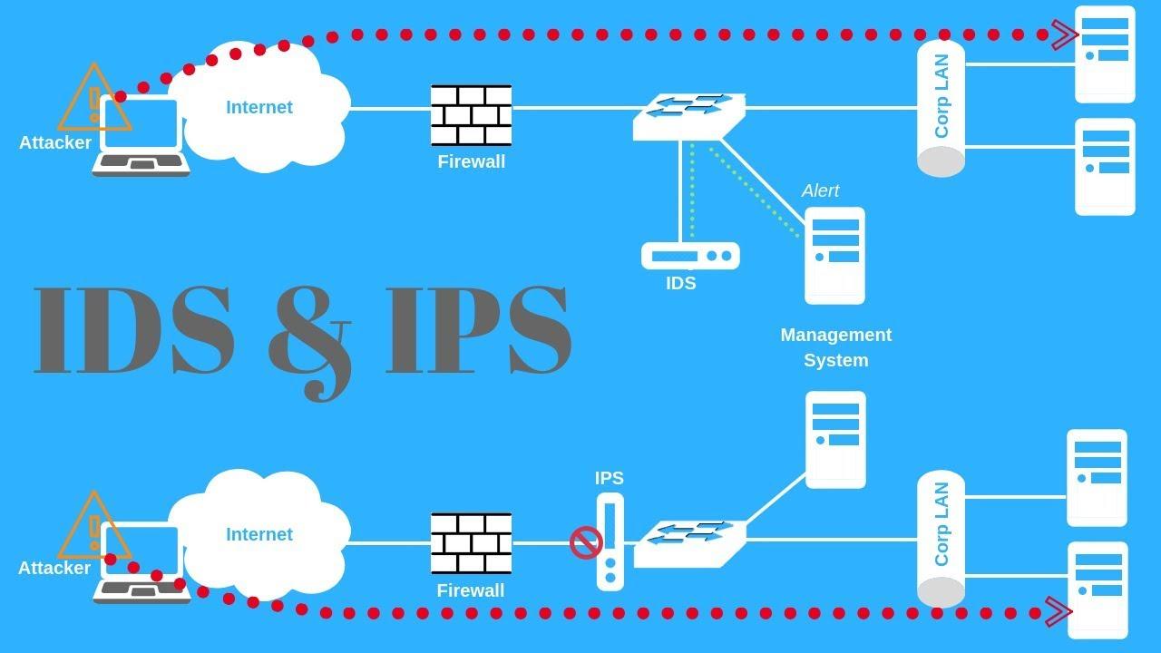 IPS ve IDS Nedir ve Nasıl Çalışır