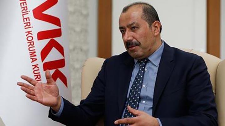 Kişisel verilerin ihlaline 5 milyon lira ceza kesildi