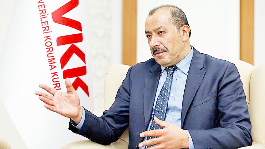 KVKK Başkanından kişisel verileri koruma uyarısı