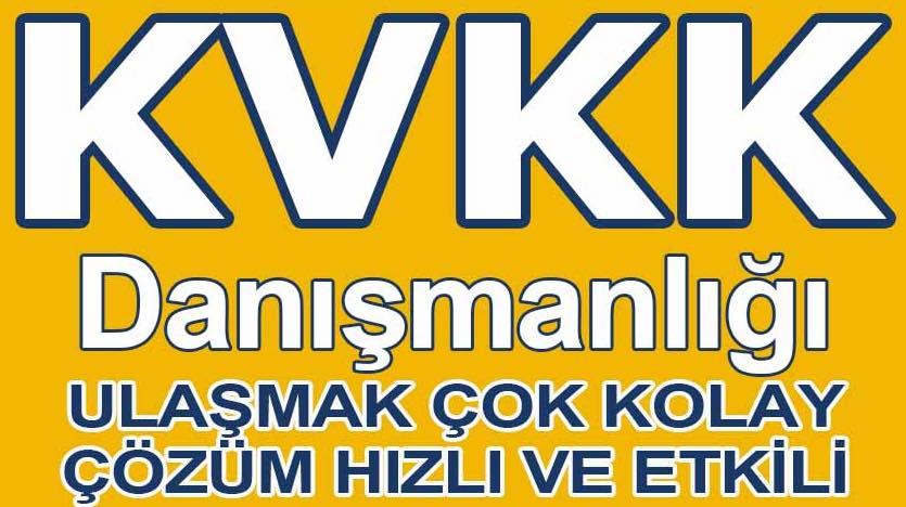 KVKK Danışmanlık Hizmetleri