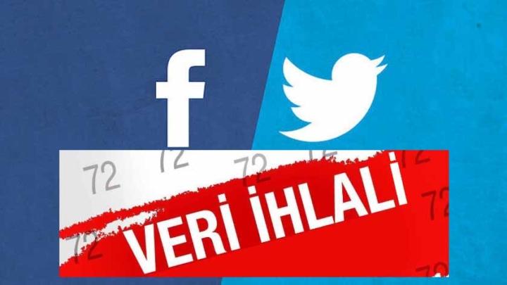 Facebook ve Twitter'a Almanya ve Rusya'dan Kişisel Veri İhlali Cezası