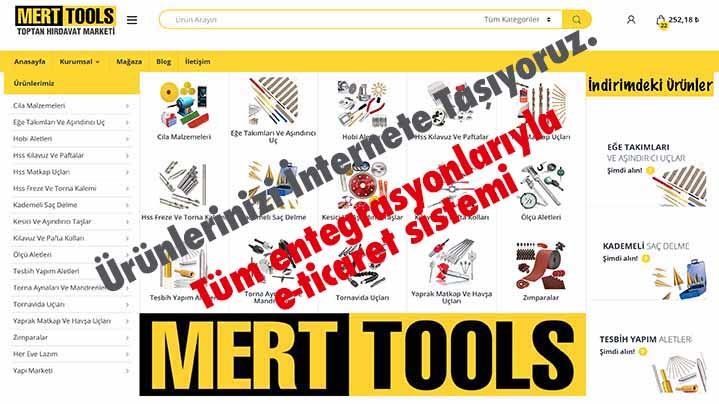 Dijital Pazarlama ve E-Ticaret Portalı Hazırlama