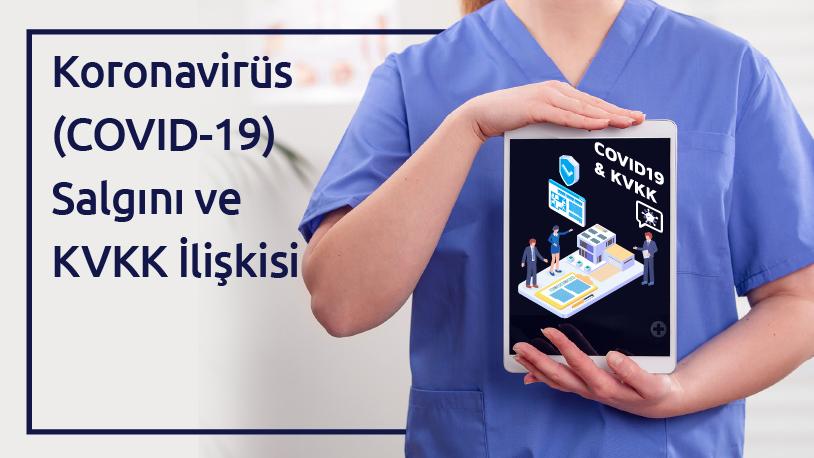 Koronavirüs sürecinde kişisel veri güvenliğine dikkat edilmeli